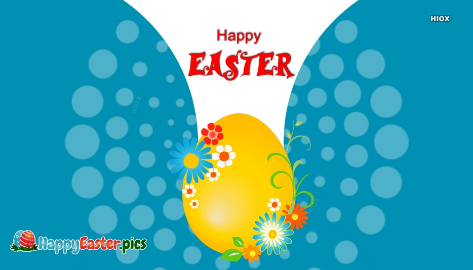 Happy Easter Greetings Images