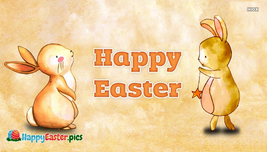 Happy Easter 2019 Clipart