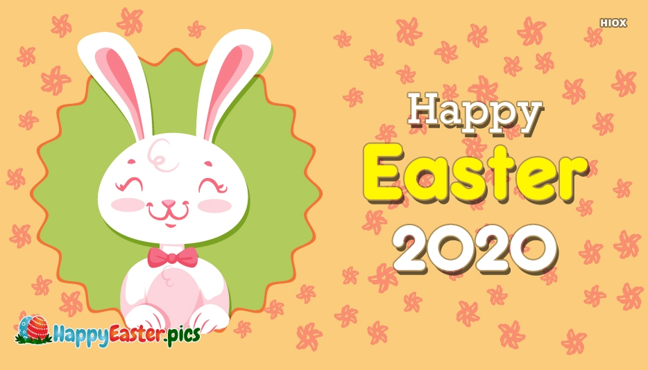 Happy Easter Rabbit Images