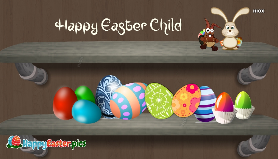 Happy Easter Greetings Images For Children