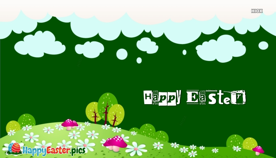 Happy Easter Images for Cartoon