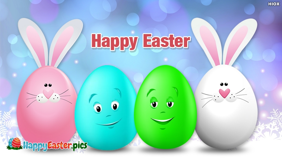 Cute Happy Easter Greetings Images