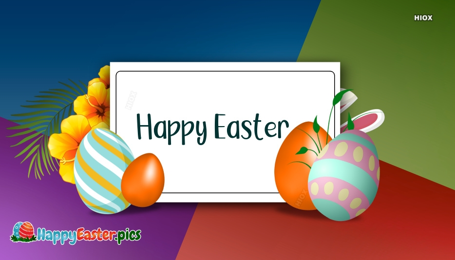 Happy Easter Status Images