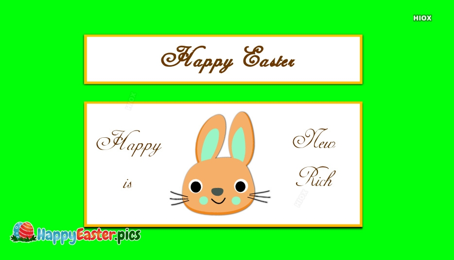 Happy Easter Quotes Pics