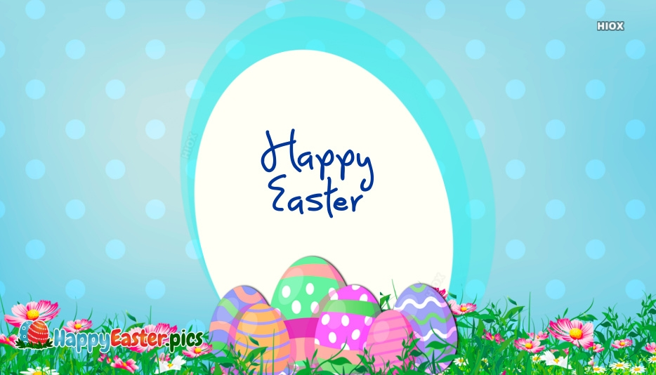 Happy Easter Religious Images, Messages