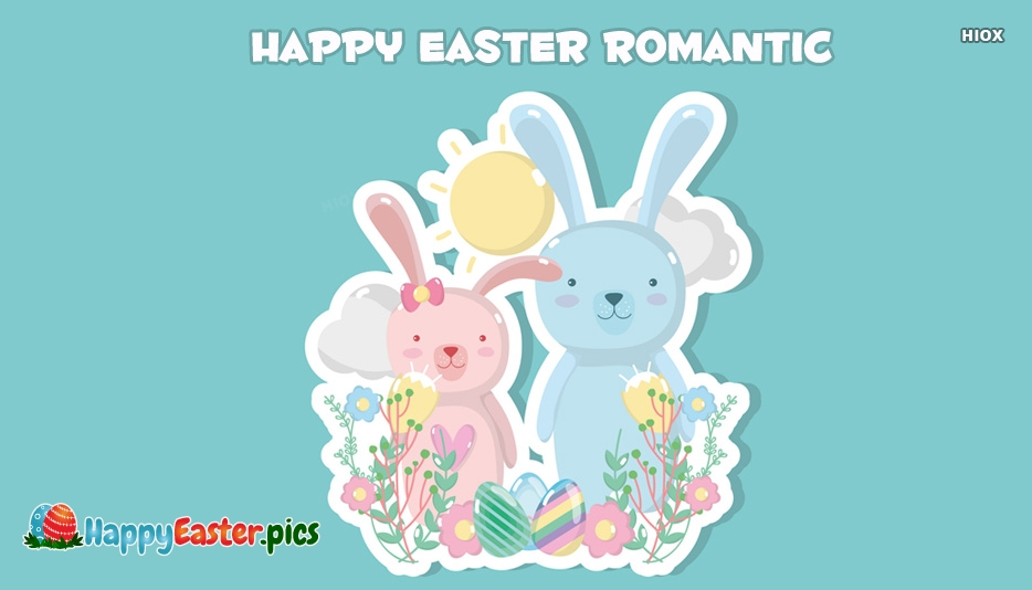 Happy Easter Romantic