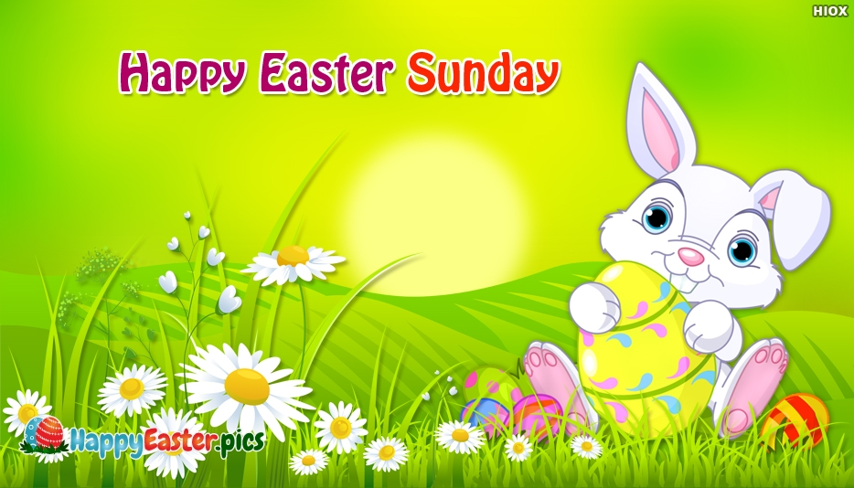 Happy Easter Images for Sunday