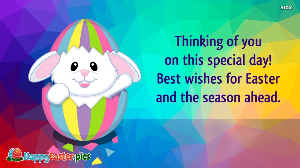 Happy Easter Images for Easter Greetings