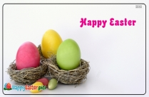 Happy Easter Greeting Image